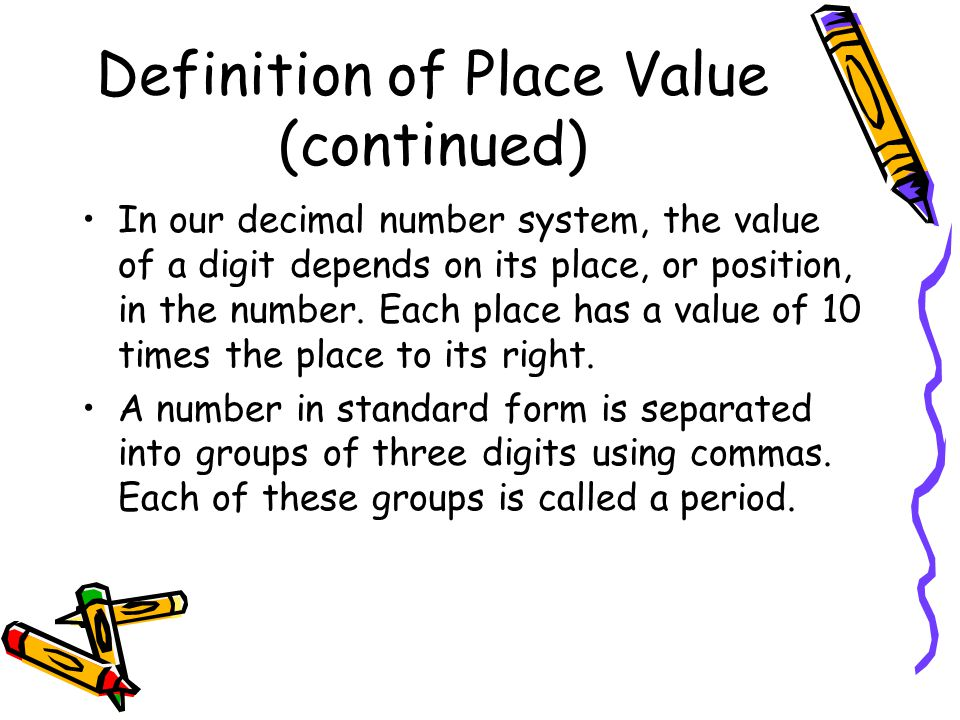What Are Place Values 2nd Grade Ppt Video Online Download