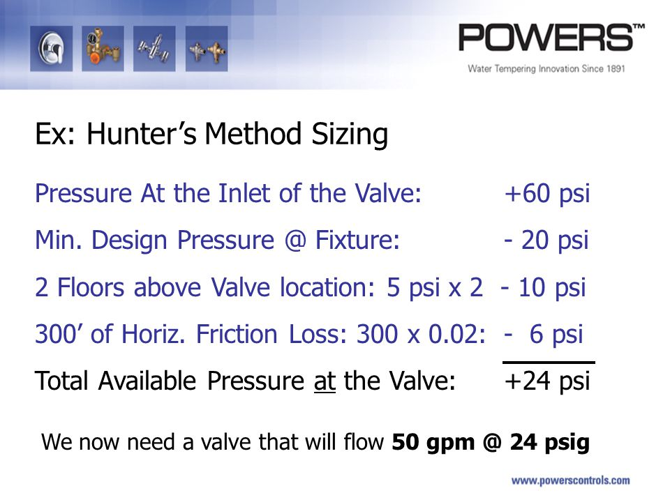 Pressure drop basics valve sizing ppt video online download we now need a valve that will flow psig ccuart Images