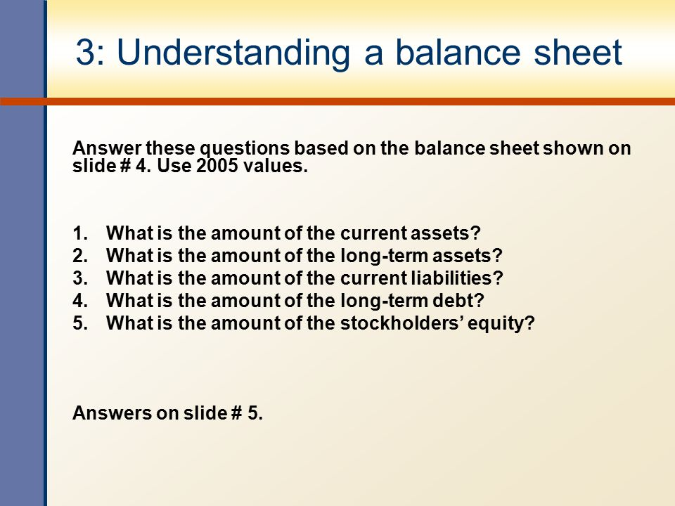 Financial Statements Taxes And Cash Flow Ppt Video