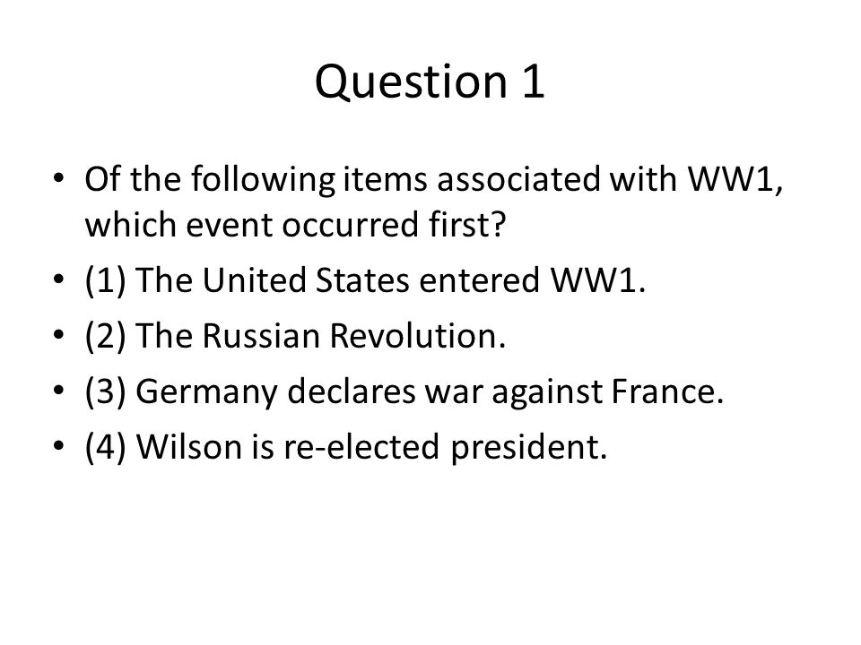 3 reasons why the us entered ww1