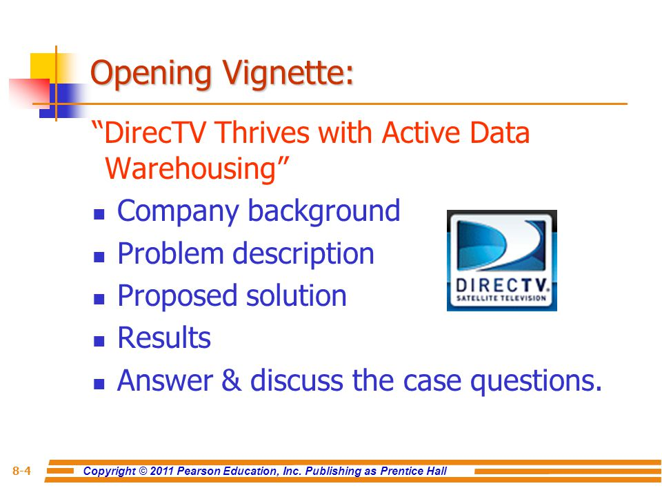 what is active data warehousing