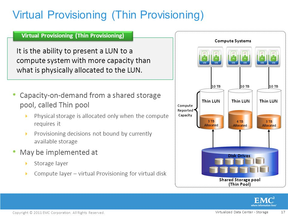 STORAGE Virtualization - ppt download