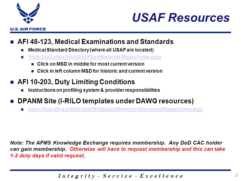 flightmedicine Administrative change to afi 48-149, flight and operational medicine program (fomp) opr: af/sg3p paragraph 3228 oem physicians must obtain and maintain mro certification through medical review.