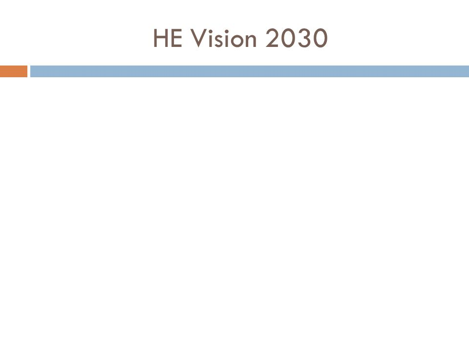HE Vision 2030