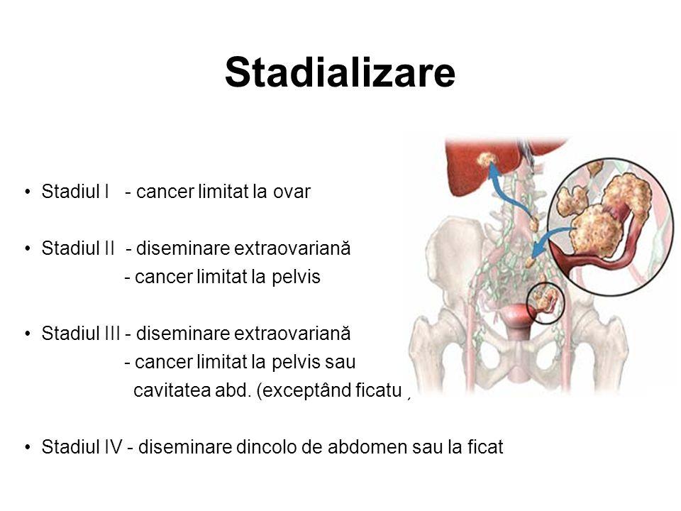 cancer de endometru stadiul 1b