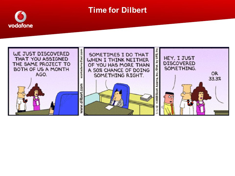 Time for Dilbert