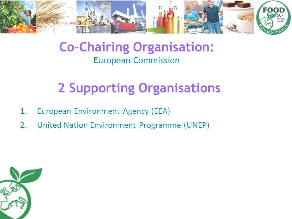 2 Supporting Organisations