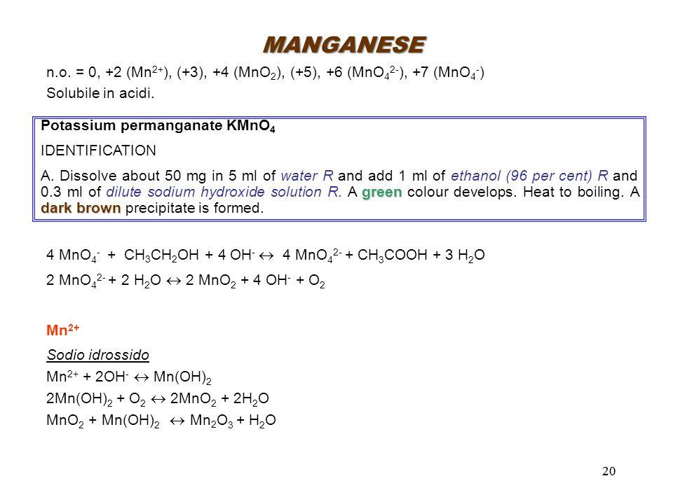 Argento Mercurio Piombo Bismuto Rame Arsenico Antimonio Alluminio