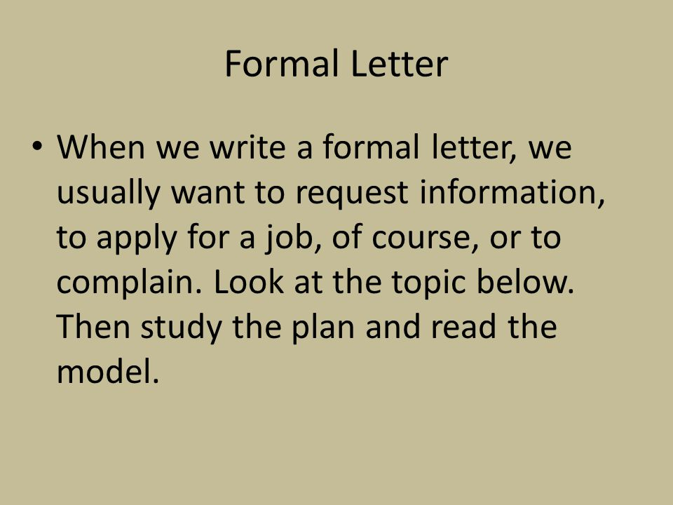 letter writing examples Formal letter example for students is an essential thing children must know how to write the letter, message or notes they must know the different styles of writing about the format, style etc.