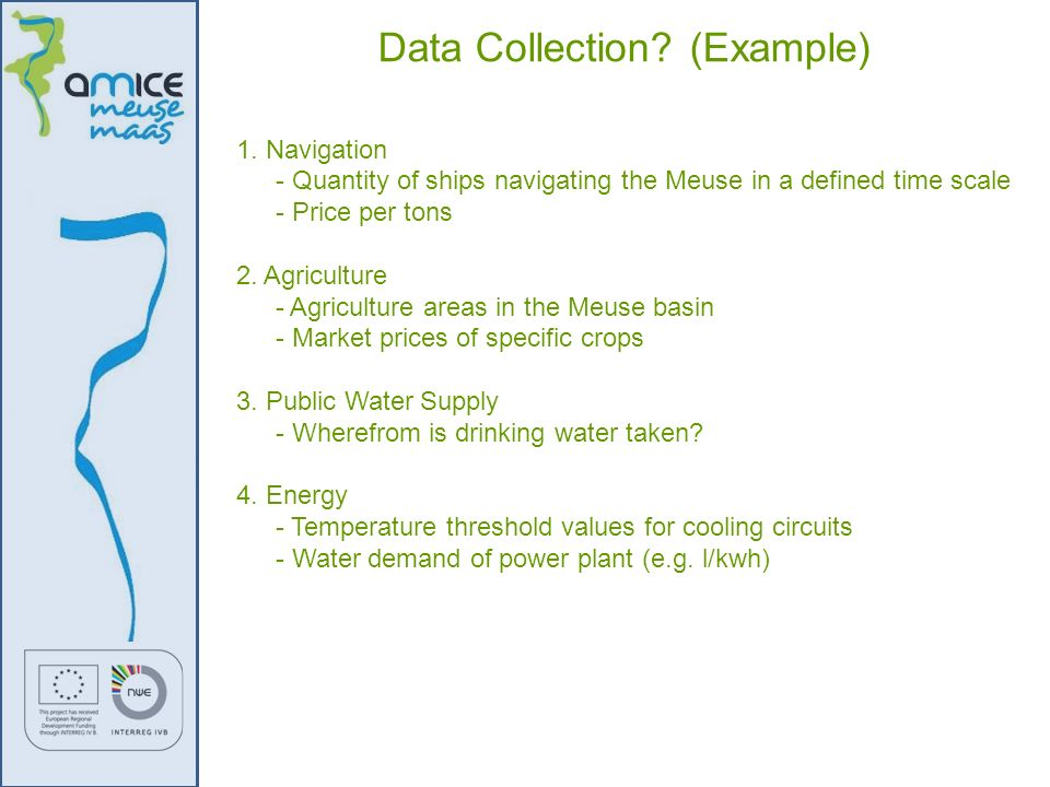 Data Collection (Example)