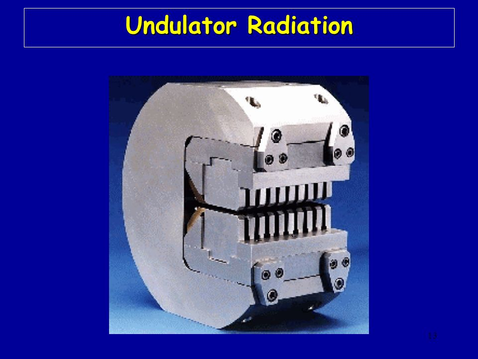 Undulator Radiation prova