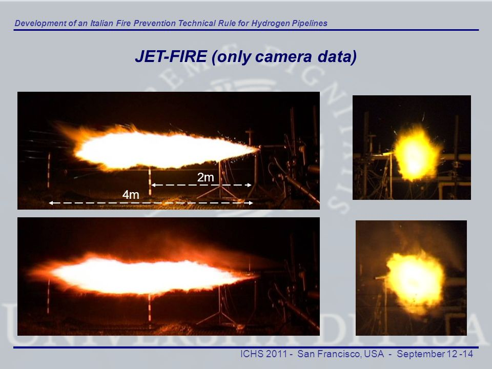 JET-FIRE (only camera data)
