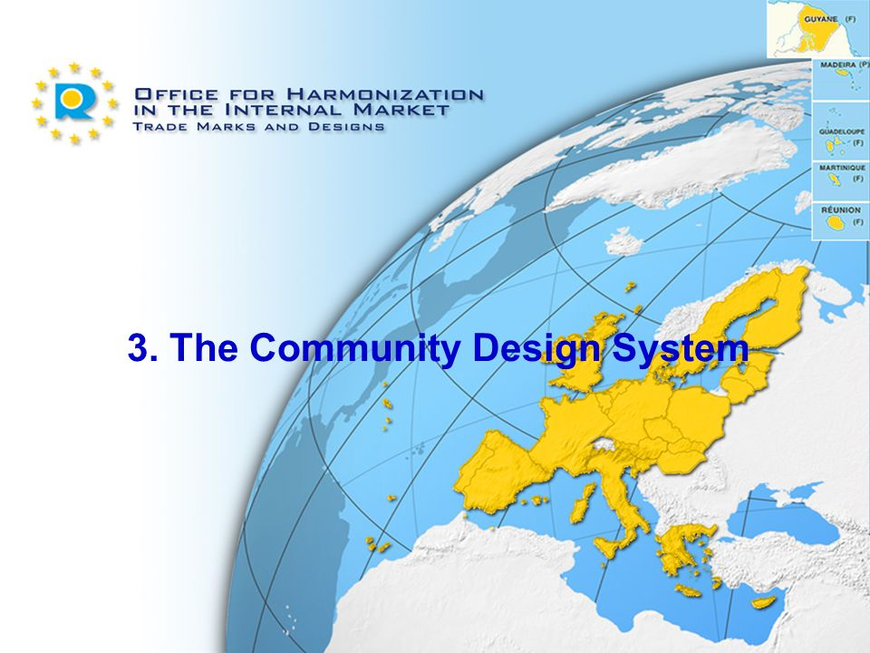 3. The Community Design System