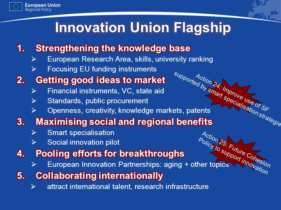 Innovation Union Flagship