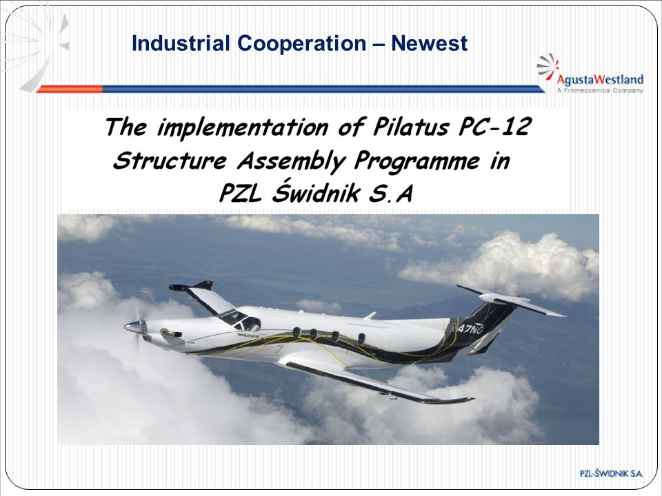 Industrial Cooperation – Newest
