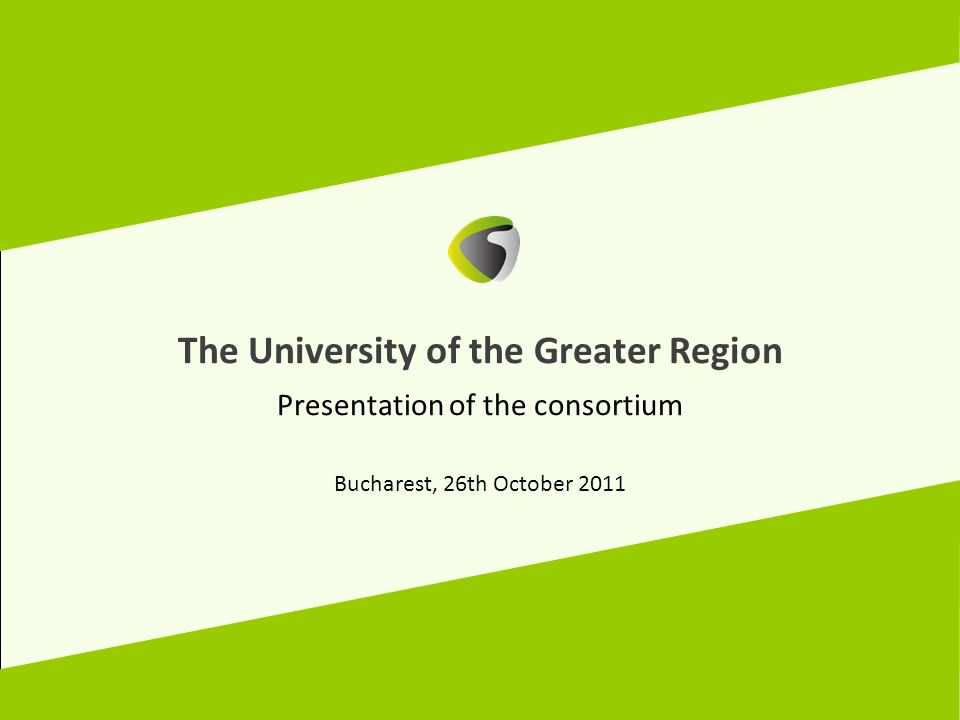 The University of the Greater Region