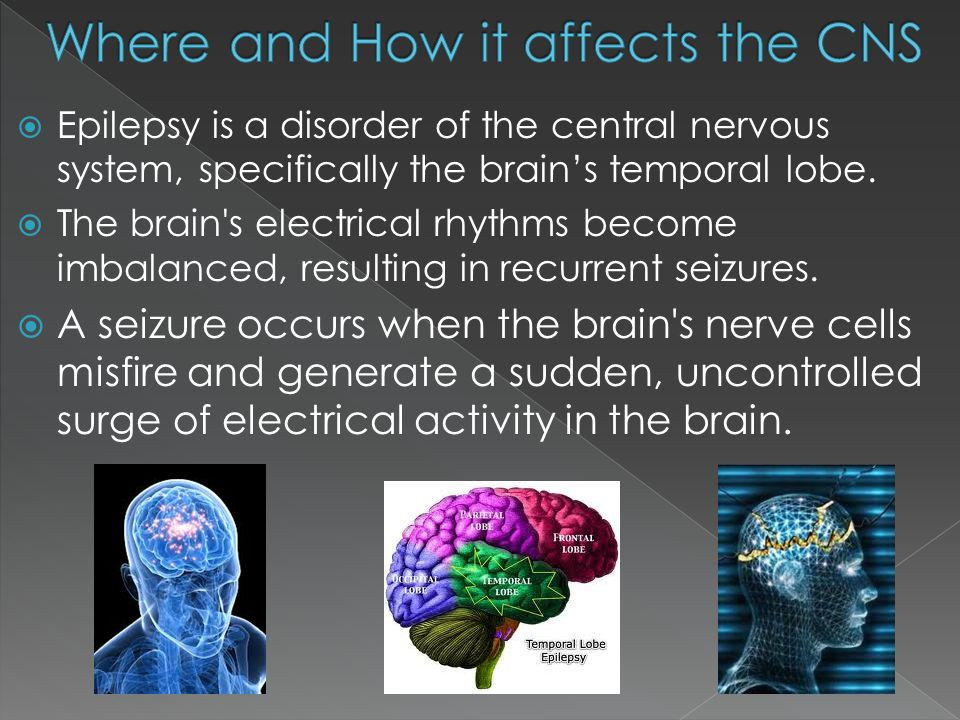 Where and How it affects the CNS