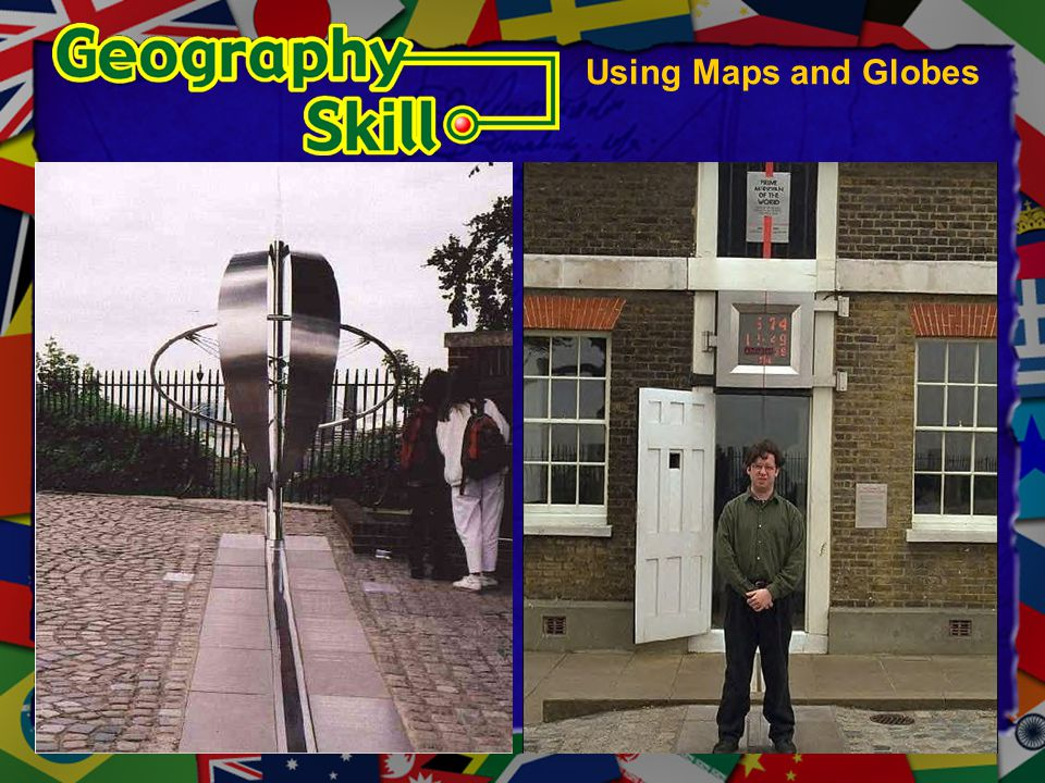Using Maps and Globes Prime meridian pictures