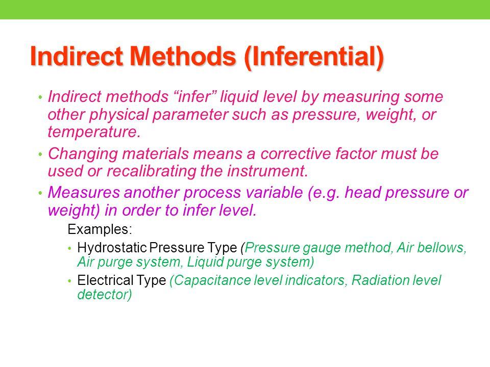 capacitance type level measurement pdf
