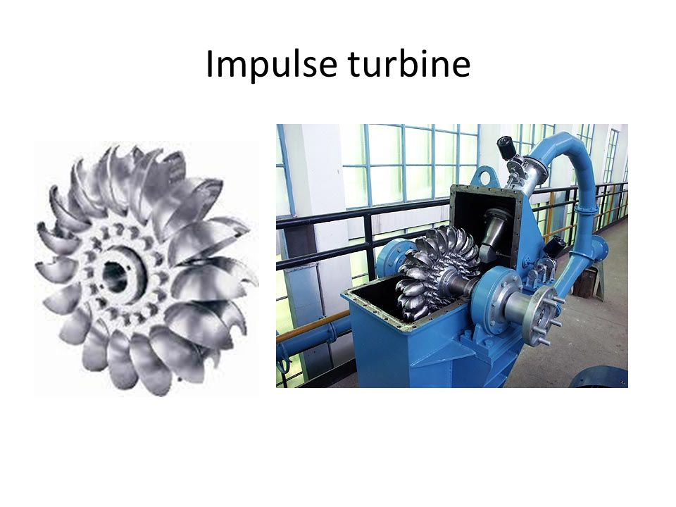 Impulse turbine