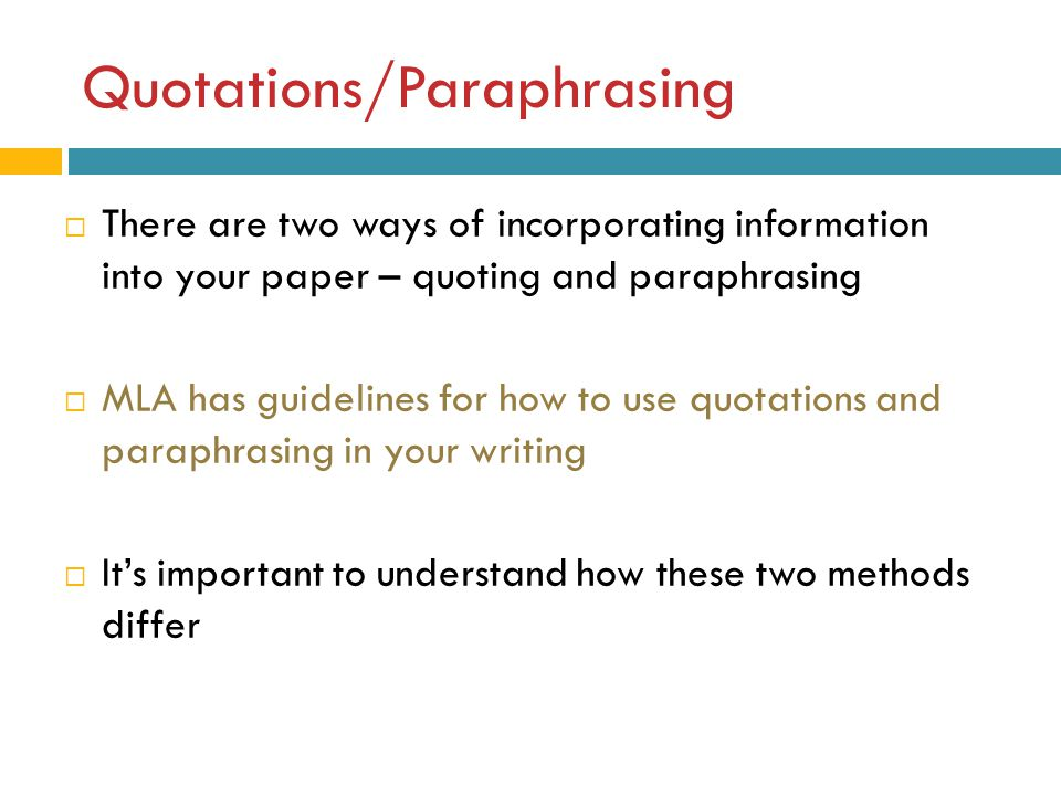 Mla Rules For Quotes How To Write Footnotes And Endnotes In Mla