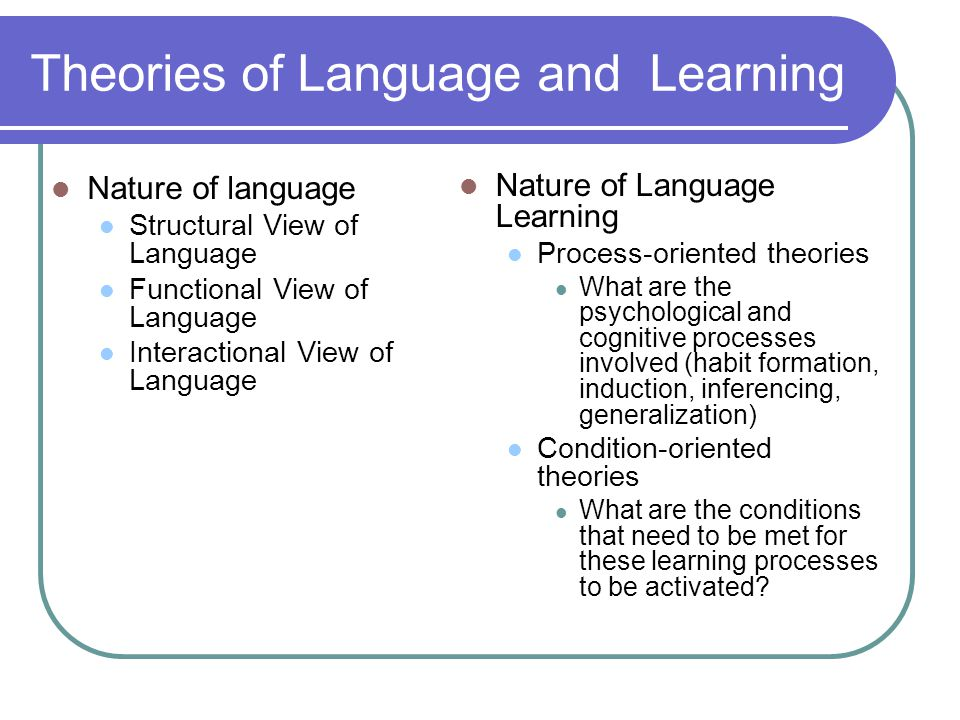 History Of Language Teaching Ppt Video Online Download