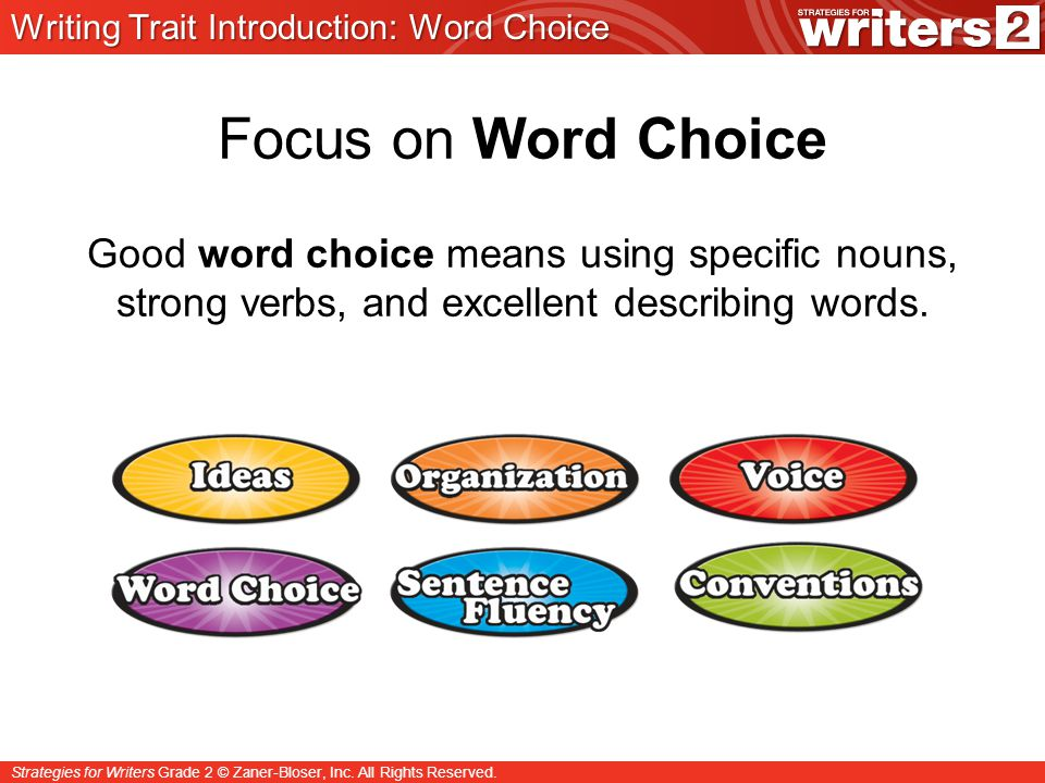 good introduction words