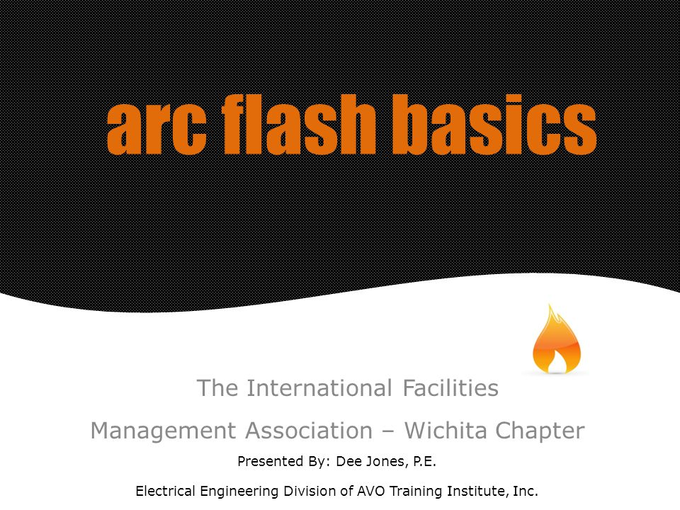 Arc flash ppt presentations