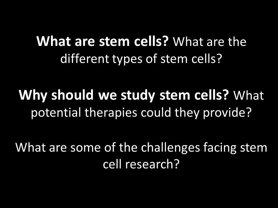 Stem Cells and Regenerative Medicine - ppt download