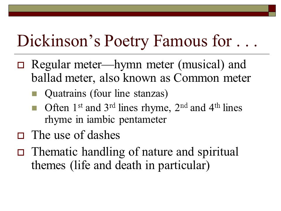 FAMOUS AMERICAN POETS  - ppt video online download