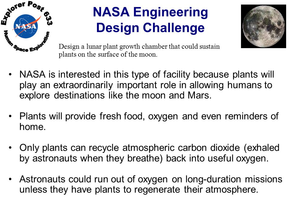 Lunar Plant Growth Chamber - ppt video online download