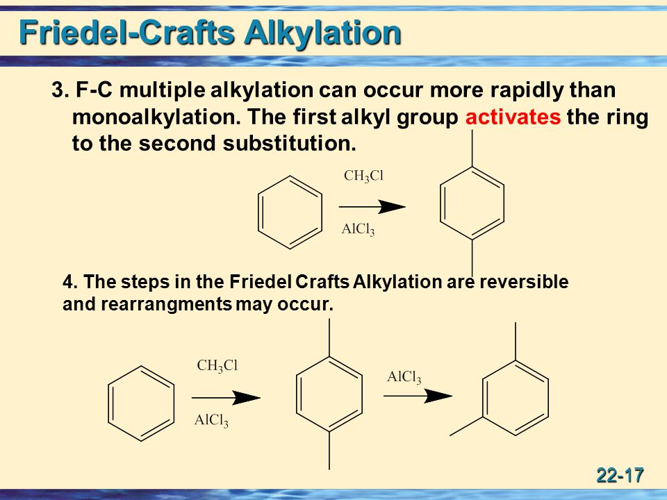 Fc alkylation mechanism
