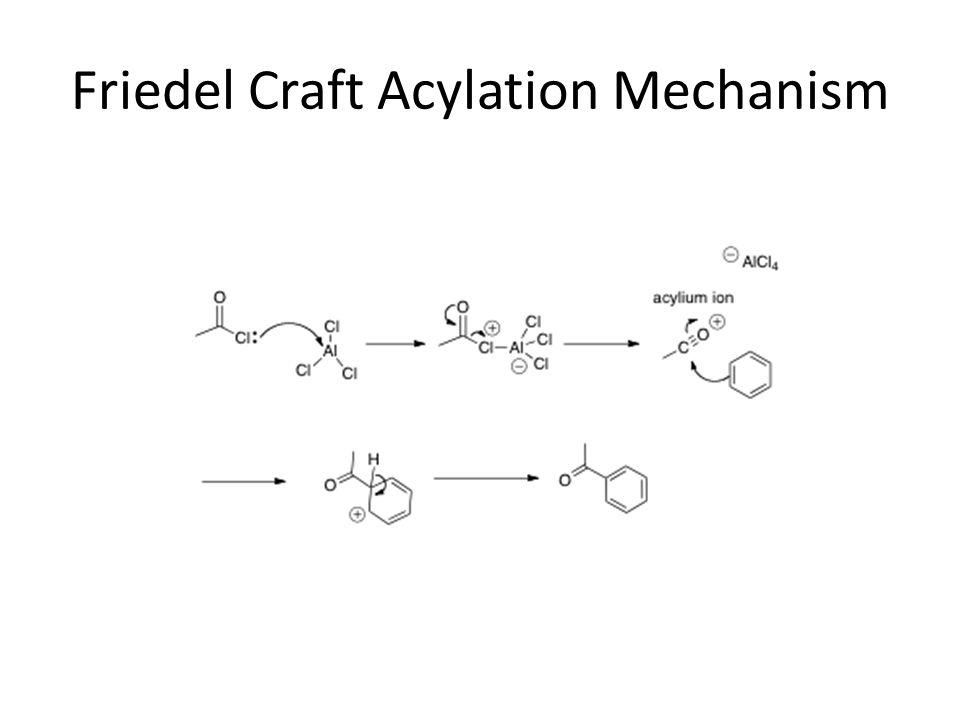 Friedel Crafts Alkylation Br