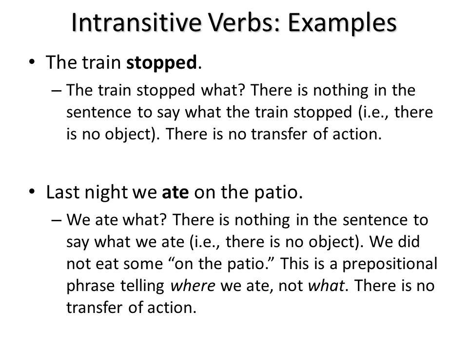 Action Verbs Linking Verbs Transitiveintransitive Verbs Ppt Video