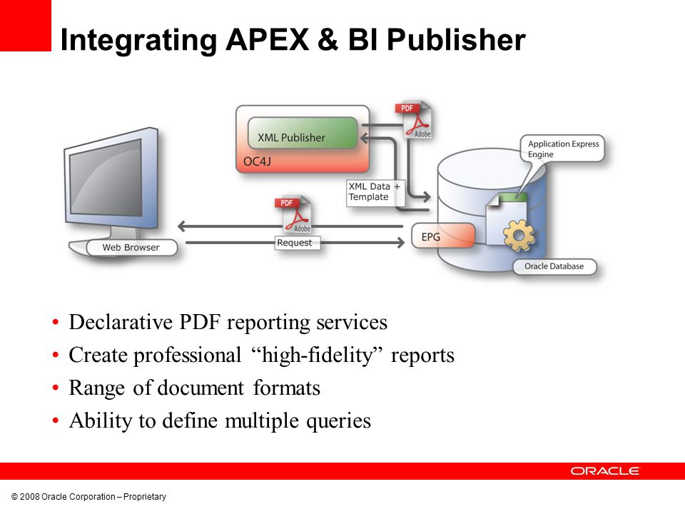 xsl multiple templates - oracle application express architecture ppt video online