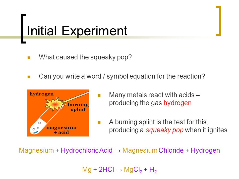 Rate Of Reaction Investigation Ppt Video Online Download