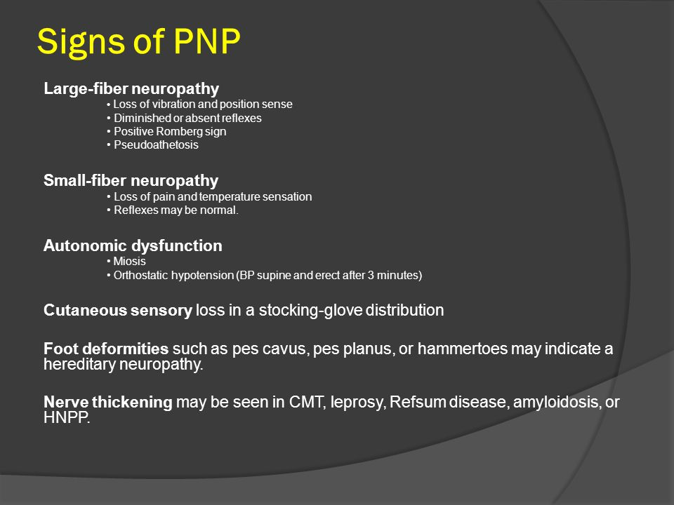 Disorders Of The Peripheral Nervous System Ppt Download