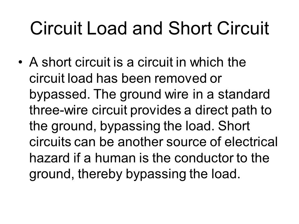 Chapter 18 Electrical Hazards. - ppt video online download