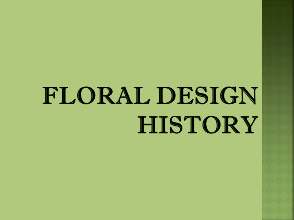 The Art Of Floral Design Second Edition