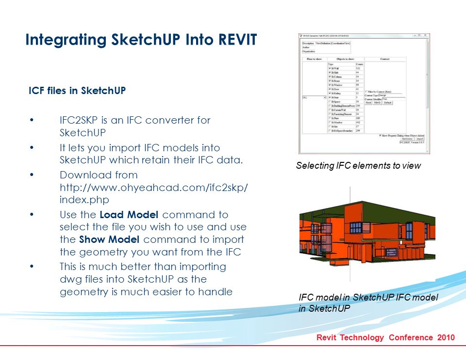 SketchUP Advanced and Integration into REVIT - ppt video online download