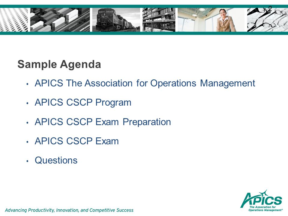 apics certified supply chain professional cscp program ppt download rh slideplayer com APICS CSCP Sample Questions CSCP Cambridge