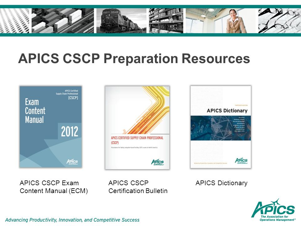 apics certified supply chain professional cscp program ppt download rh slideplayer com CSCP Logo APICS CSCP