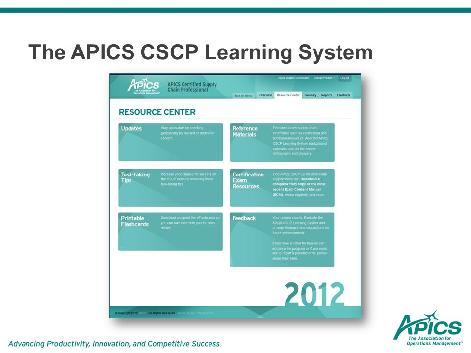 Download [pdf] certified supply chain professional cscp exam 1 000.