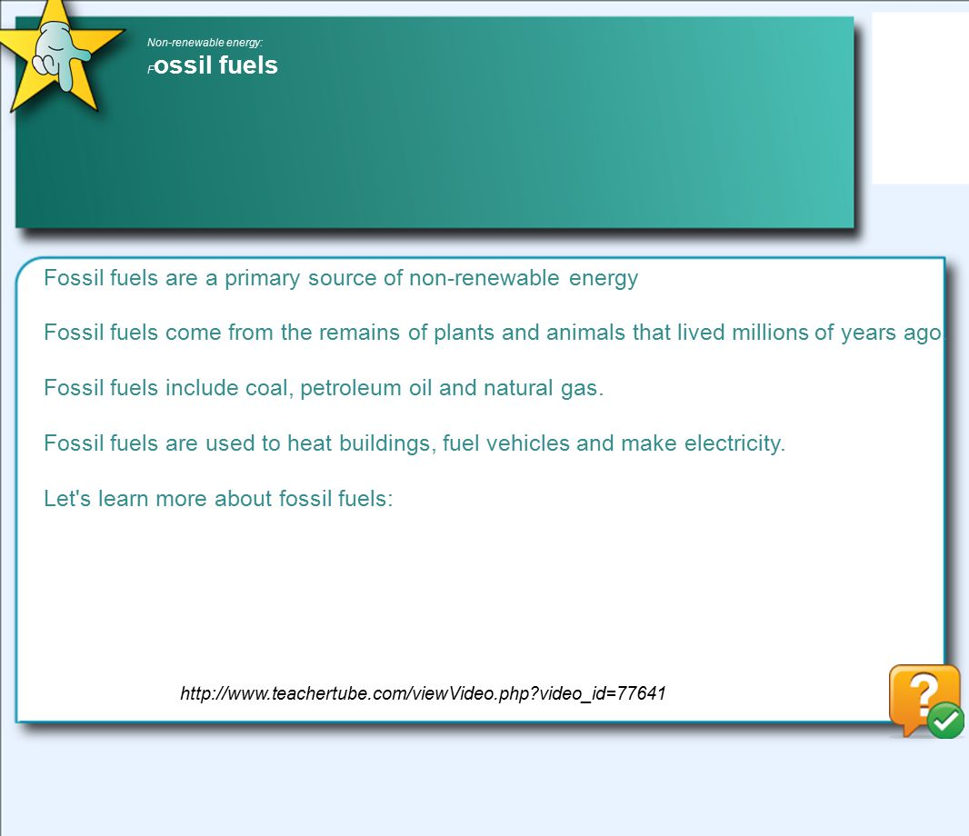 Renewable Non Ppt Video Online Download Where Does Electricity In A Building Come From 9 Fossil