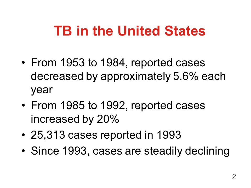 Appendix 12 - Fundamentals of TB Presentation