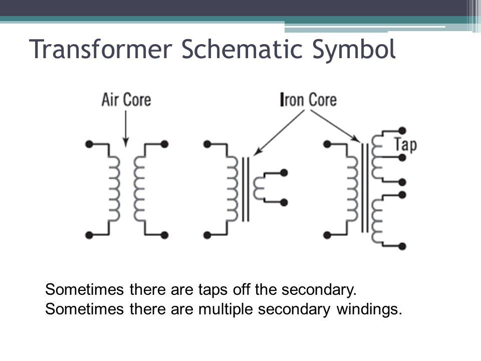 Variable Transformer Schematic Symbol Trusted Wiring Diagram