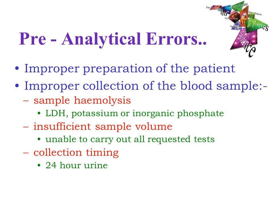 analytical variables