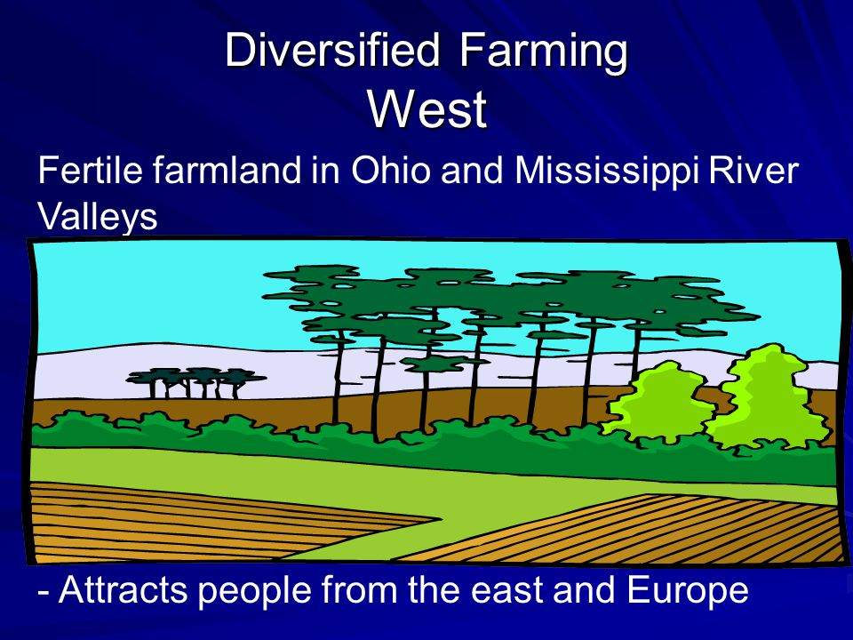 Diversified Farming West