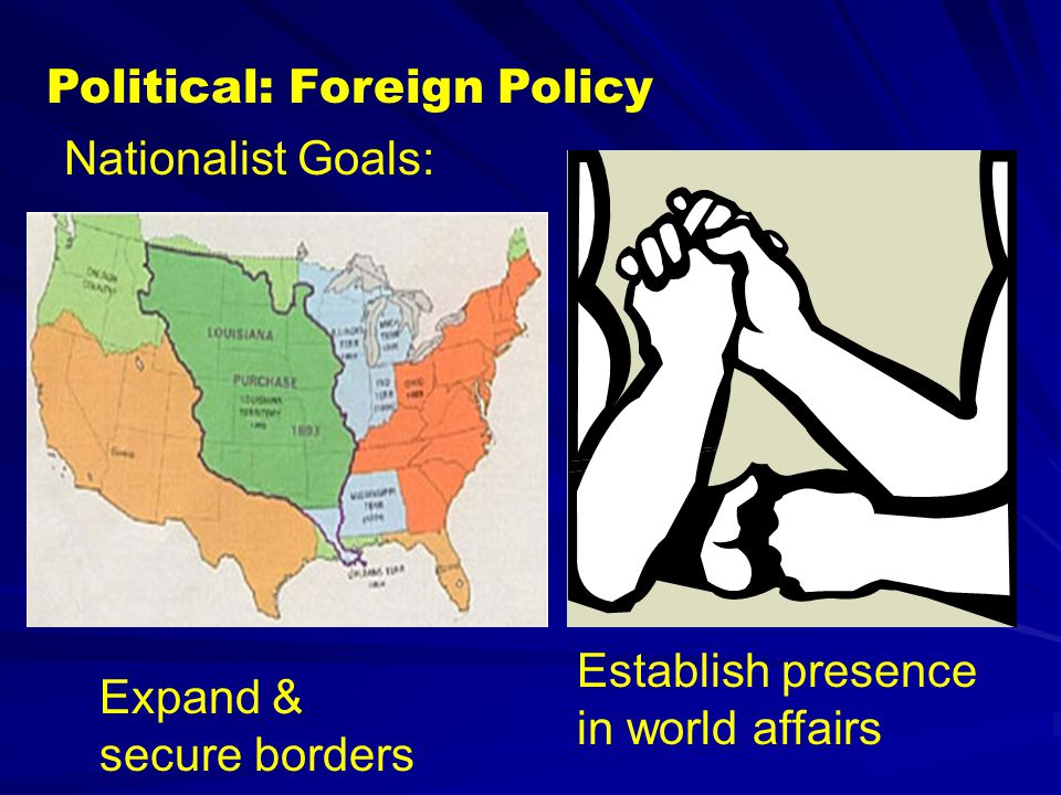 Political: Foreign Policy