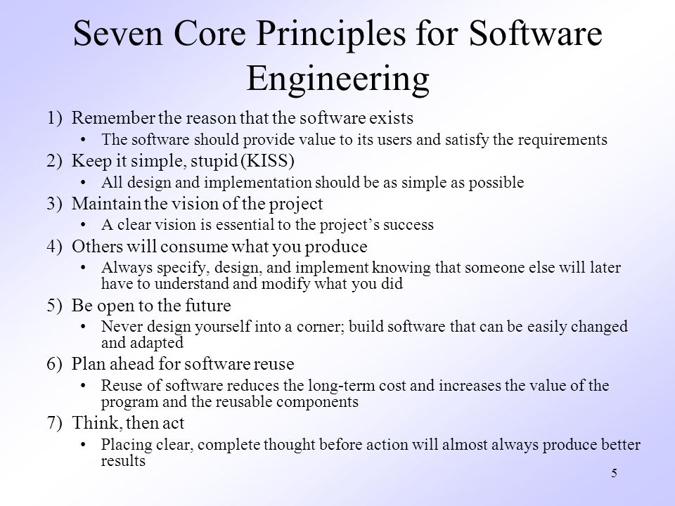 Chapter 5 Software Engineering Practice Ppt Video Online Download